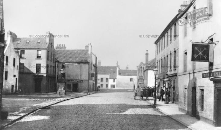 North Street Bo'ness c.1880