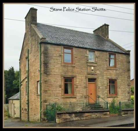 Formerly Stane Police Station (still standing)