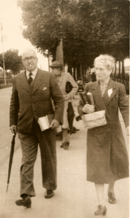 Bert and Helen Craig c. 1960
