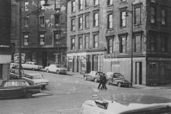 Airdrie Street (formerly Garscadden Street. c.1963