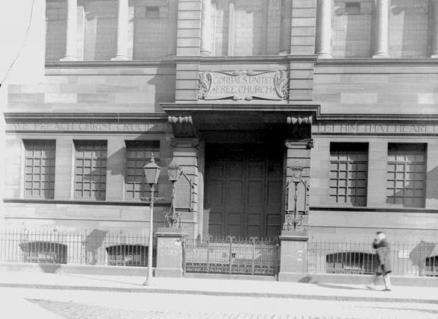 Gorbals United Free Church (1917)