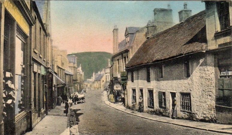 Kilsyth Main Street (1906)