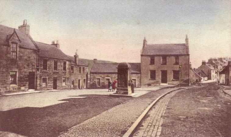 Market Square off Market Street (1906)