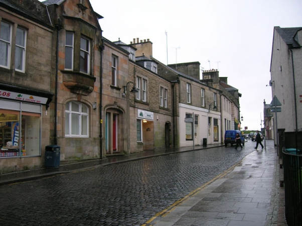 Market Street from Market Square