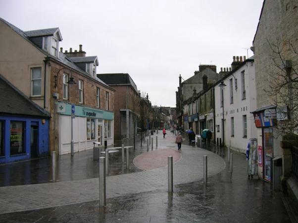 Main Street Looking south