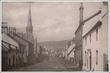 Main Street, Lennoxtown (c.1900)