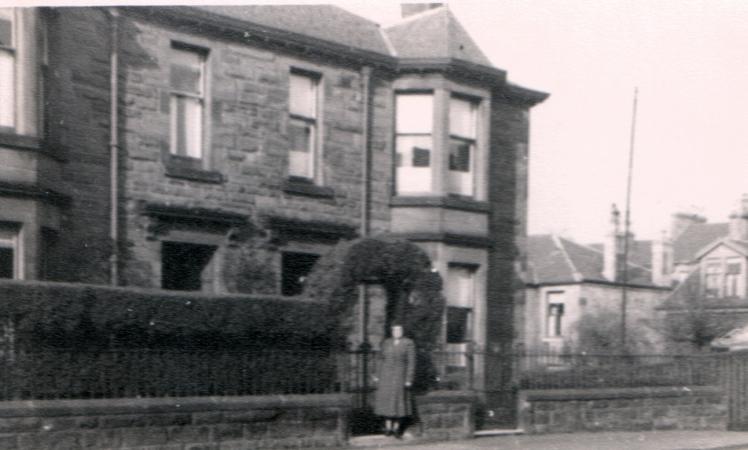 4 Watson Avenue, Rutherglen (1950s)