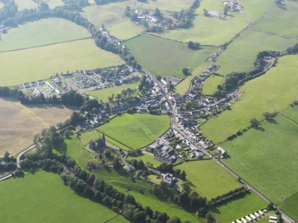 Penpont Village