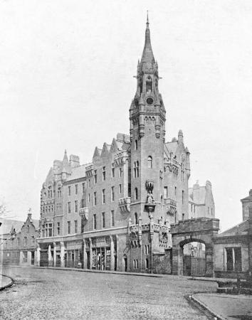 Glasgow Royal Blind Asylum