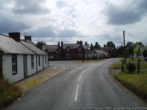 Kirkton Village 2009