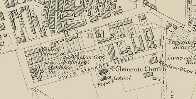 Windsor 1860
