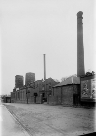 Corporation Power Station 1909