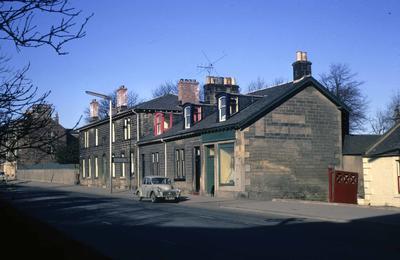 The Rosebank Buildings c.1970