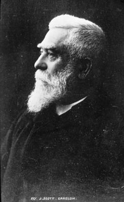 The Rev. John Scott c.1890