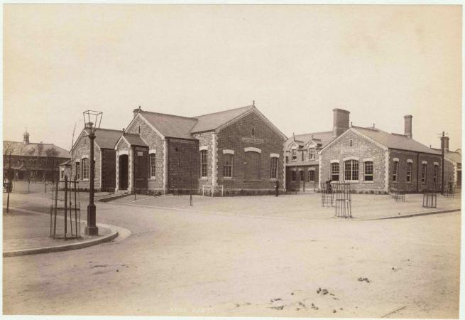 Oudenarde Barracks, Aldershot