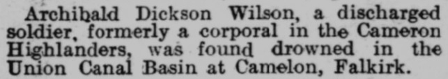 Southern Reporter - Thursday 28 February 1918