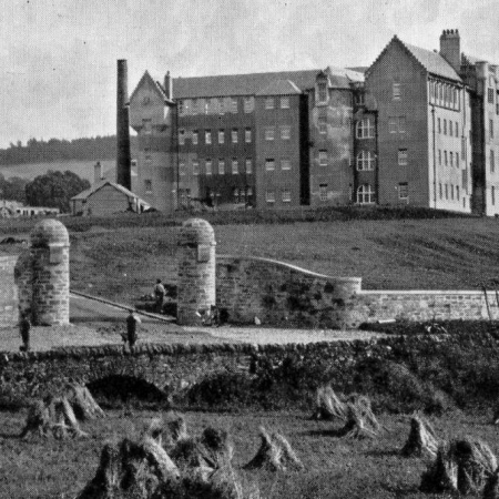 Queen Victoria School, Dunblane in early 20th Century