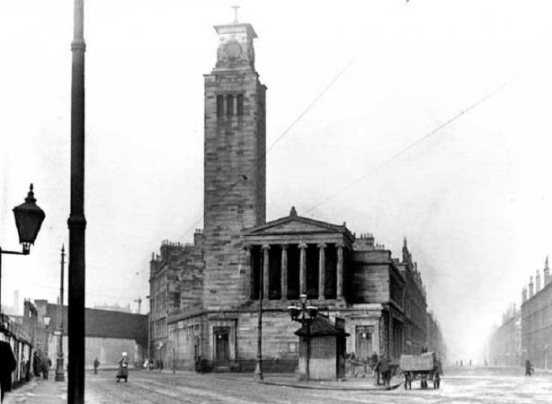 United Free Church Caledonian Road 1917