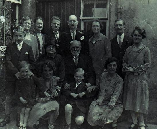 Abercrombie Family c1927