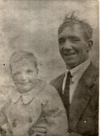 Bobby and William Abercrombie