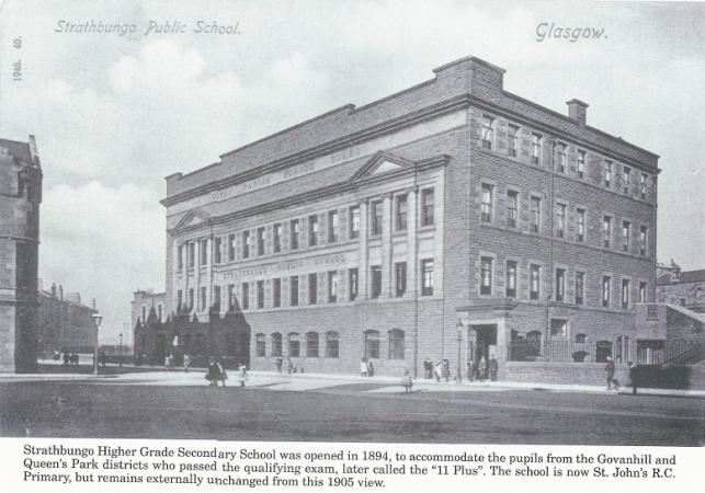 Strathbungo Public School