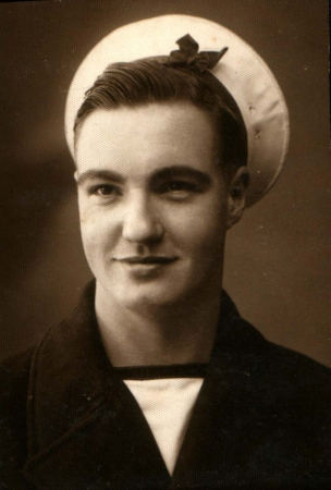 Bobby at HMS St Christopher