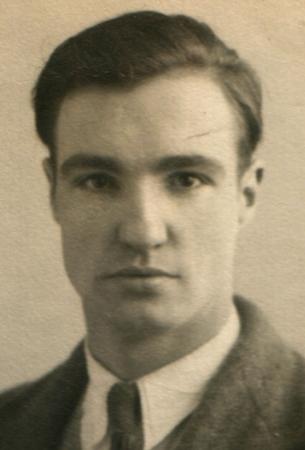 Bobby Abercrombie c.1947