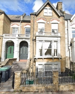 21 Endymion Road, Finsbury Park, London